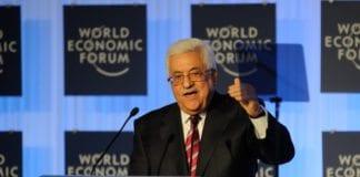 PA-president Mahmoud Abbas (Foto: WEF)
