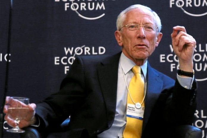 Israels sentralbanksjef Stanley Fischer (Foto: Monika Flueckiger, swiss-image.ch)