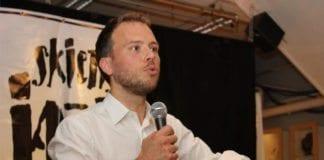 Har SV-leder Audun Lysbakken tatt inn over seg noen av MIFFs argumenter? (Foto: Audun Lysbakkens Facebook-side)