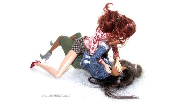 De røde kvinner i Trondheim angriper sine israelske søstre i parolene på kvinnedagen, men lukker øynene for at situasjonen for kvinner i hele Israels nabolag er ekstremt mye dårligere. (Illustrasjonsfoto: Sebastyne Young, flickr.com)