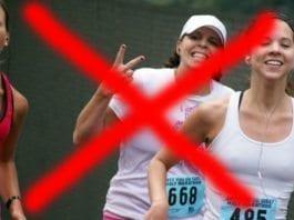 Hamas-myndighetene på Gaza-stripen vil ikke se noen kvinner løpe maraton. (Illustrasjonsfoto: RVWithTito, flickr.com)