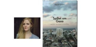 Journalist Åshild Eidem har skrevet boken Spillet om Gaza.