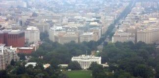 Det hvite hus i Washington (Illustrasjon: Anna Fox, flickr.com)