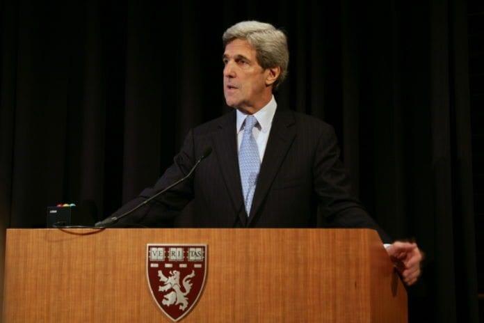 USAs utenriksminister John Kerry (Foto: cliff1066™, flickr.com)