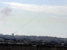 Rakettangrep fra Gaza-stripen fra 2009. (Foto: paffairs_sanfrancisco, flickr.com)