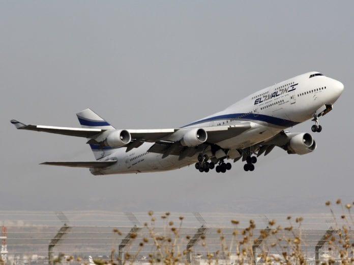 Et av El Als Boeing 4X-ELC-passasjerfly. (Foto: El Al, flickr.com)