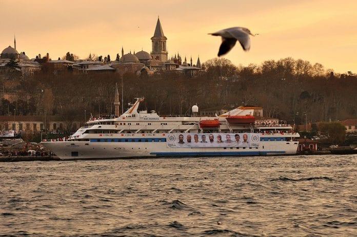 Mavi Marmara-skipet. (Foto: Yasin Onat, flickr.com)