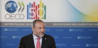 Israel Beiteinu-leder Avigdor Lieberman (Foto: Victor Tonelli, OECD)
