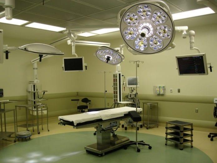 Hjerteoperasjonsstue på et amerikansk sykehus. (Illustrasjon: Ruhrfisch, flickr.com)