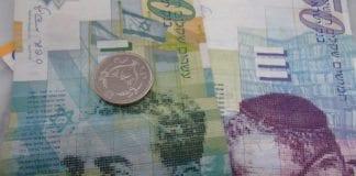 Israelske shekel (Illustrasjon: skittlbrau, flickr.com)