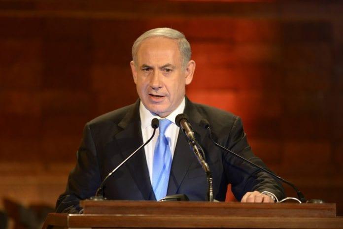 Israels statsminister Benjamin Netanyahu (Foto: GPO)
