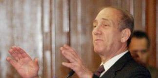 Ehud Olmert i 2005 (Foto: Wikipedia)