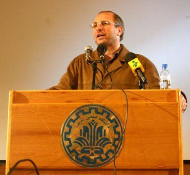 Teheran-ordfører Mohammad Bagher Ghalibaf (Foto: Wikipedia)