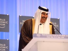 Qatars statsminister sjeik Hamad bin Jassem al Thani (Foto: Wikipedia)