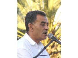 Partileder i Balad, Jamal Zhalka (Foto: Wikipedia)