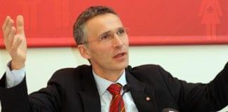 Jens Stoltenberg går til valg på et partiprogram som ikke nevner Israel eller Midtøsten med et ord. (Foto: Arbeiderpartiet, flickr.com)