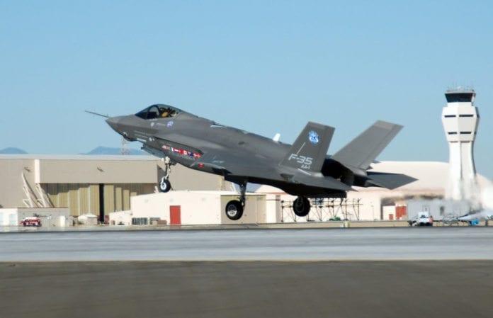 F-35. (Foto: MultiplyLeadership, flickr.com)