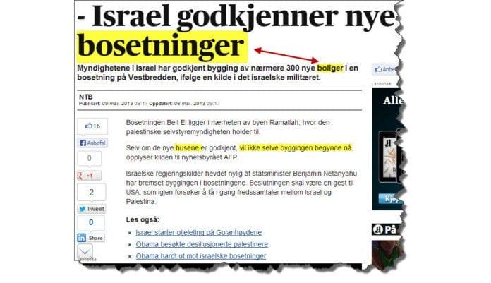 Skjermdump fra Aftenposten ca kl. 10.50 torsdag 9. mai 2013.