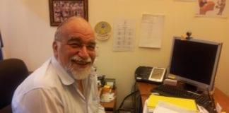 Lederen for Knessets justiskomité og Israel Beiteinu-politiker David Rotem. (Foto: David Rotem, flickr.com)