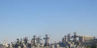 """Russiske krigsskip av typen """"Vlad"""". (Illustrasjon: Kim Smith, flickr.com)"""