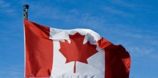 Canadas flagg (Foto: Jerry Bowley, flickr.com)