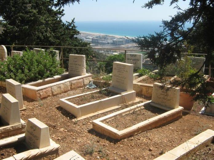 Muslimsk gravsted i Haifa, Israel (Illustrasjon: Neal Ungerleider, flickr.com)