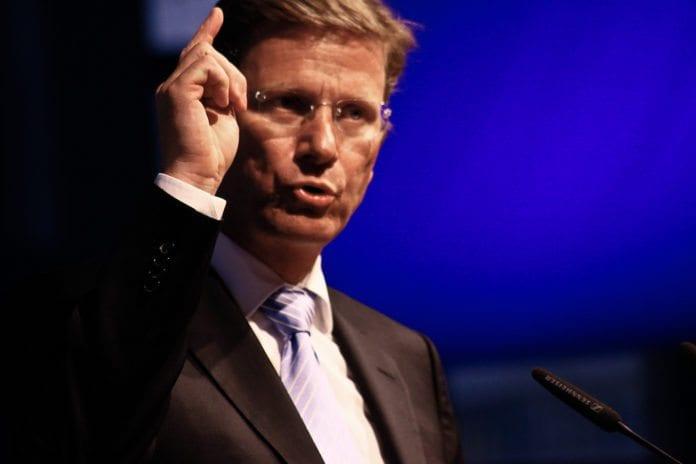 Tysklands utenriksminister Guido Westerwelle (Foto: Michael Thurm, flickr.com)