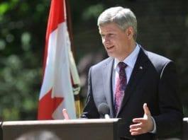 Canadas pro-israelske statsminister Stephen Harper. (Foto: The Prime Minister's Office, flickr.com)