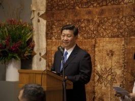 Kinas president Xi Jinping (Foto: Kinas kommunistparti, flickr.com)