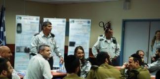 Ultra-ortodokse soldater som har fullført et militærkurs. (Illustrasjon: IDF)