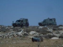 En IDF-jeep ble utsatt for beskytning fra den syriske hæren tirsdag. (Illustrasjon: The Advocacy Project, flickr.com)