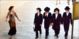 Mange flere ultra-ortodokse barn vil nå motta engelsk- og matteundervisning. (Foto: TheeErin, flickr.com)