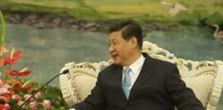Kinas president Xi Jinping (Foto: Det amerikanske forsvarsdepartementet, flickr.com)