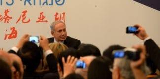 Statsminister Benjamin Netanyahu (Foto: Avi Ohayon, GPO)