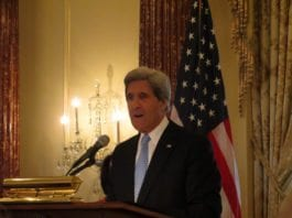 USAs utenriksminister John Kerry. (Foto: Martin Kalfatovic, flickr.com)