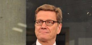 Tysklands utenriksminister Guido Westerwelle (Foto: Wikipedia)