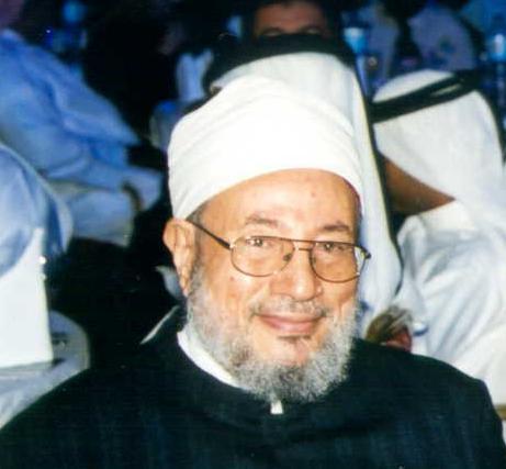 Sjeik Yusuf al-Qaradawi. (Foto: Wikimedia Commons)