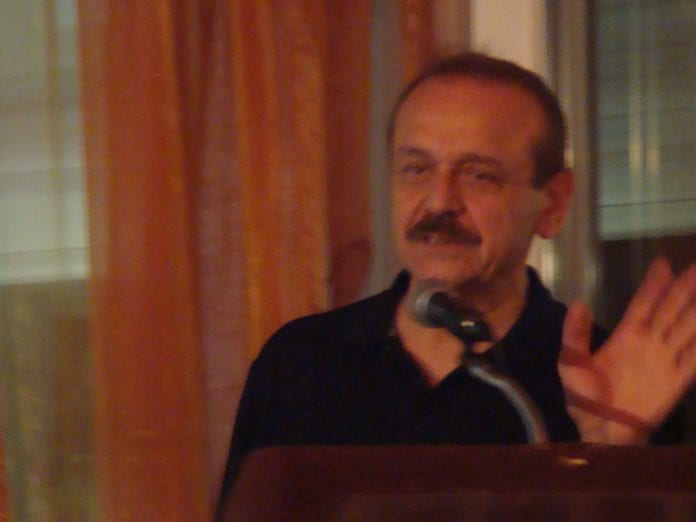 Yasser Abed Rabbo (Foto: Wikipedia)