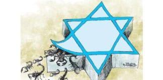 17. mai 2011 ble denne karikaturen publisert i Javan.