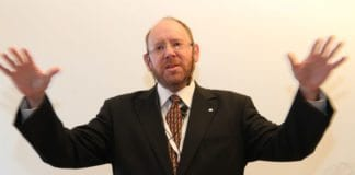 David M. Weinberg. (Foto: Conrad Myrland)
