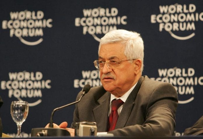 PA-president Mahmoud Abbas (Foto: WEF, flickr.com)