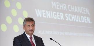 Østerrikes utenriksminister Michael Spindelegger (Foto: ÖVP Wien, flickr.com)