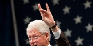 USAs eks-president Bill Clinton (Foto: UC Irvine Gallery 12, flickr.com)