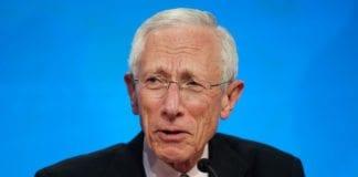 Israels avtroppende sentralbanksjef Stanley Fischer (Foto: Cliff Owen, IMF)