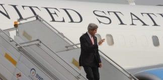 USAs utenriksminister John Kerry (Foto: USAs ambassade i New Dehli)