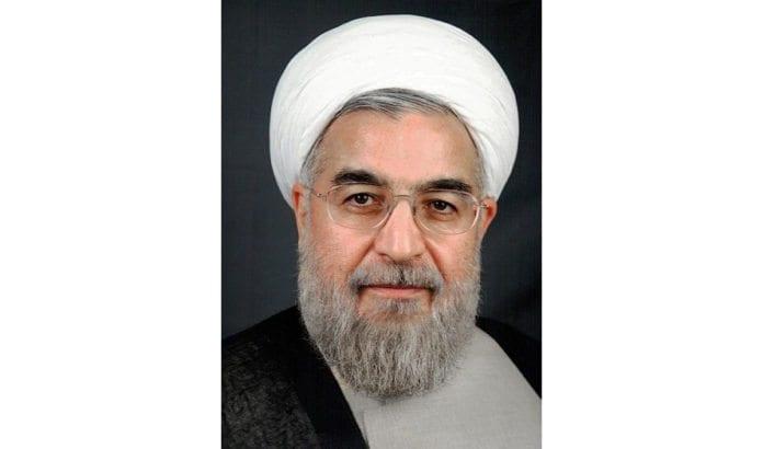 Irans nye president Hassan Rouhani. (Foto: BotMultichillT, Wikimedia Commons)