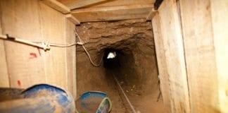 Smuglertunnel nær Rafah på Gaza-stripen. (Foto: Marius Arnesen, flickr.com)