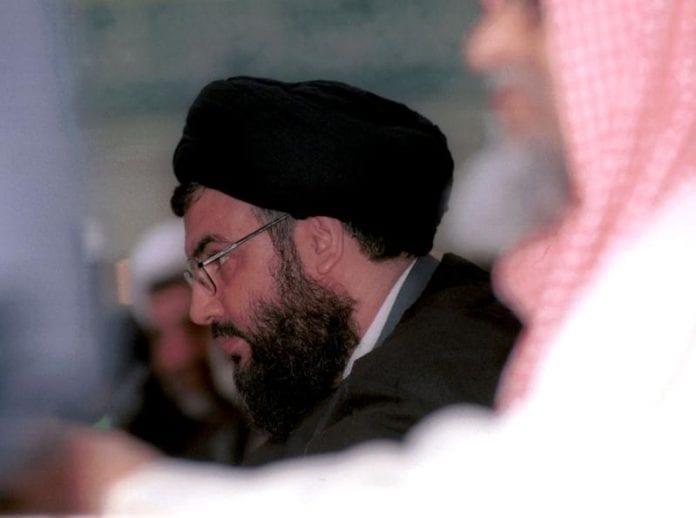 Leder for terrorgruppen Hizbollah, Hassan Nasrallah. (Foto: ..♥.. hAwrA ..♥.., flickr.com)