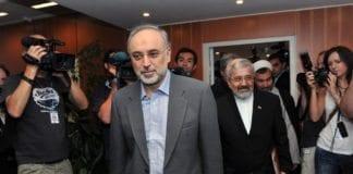 Irans utenriksminister Ali Akbar Salehi (Foto: Dean Calma, IAEA)