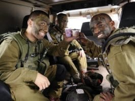 Illustrasjon: Israel Defense Forces, flickr.com